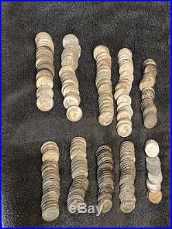 100 face value 90%silver Kennedy Half Dollars