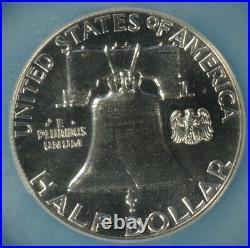 1963 Franklin 1964 Kennedy Half Dollar NGC PF69- Exceptional Hi-Grade Set