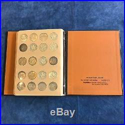 1964-1982 Kennedy Half Dollar (Includes Proof-Only Issues) Complete Set Dansco