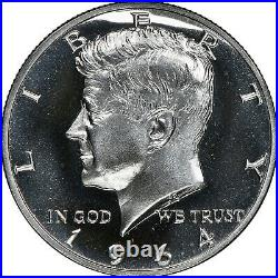 1964 50C PF67 NGC QDR FS-802 Variety Accented Hair Doubled (Quadrupled) Die PR67