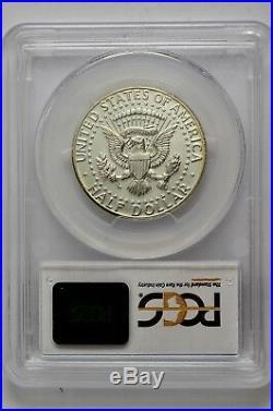 1964 50c Silver Proof Kennedy Half Dollar PCGS PR 67 DDR FS-802 Accented Hair