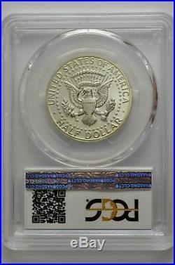1964 50c Silver Proof Kennedy Half Dollar PCGS PR 67 QDR FS-802 Accented Hair