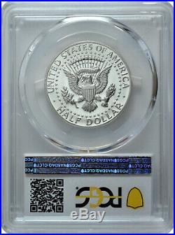 1964 50c Silver Proof Kennedy Half Dollar PCGS PR 69 QDO FS-105 Top Pop 1/0