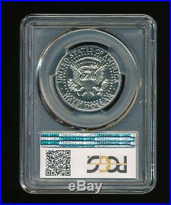 1964 Accented Hair Kennedy Half Dollar PCGS Proof PR 67 QDR FS-802 Type 1 Silver
