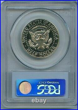 1964 Accented Hair PCGS PR67 Kennedy Half Dollar 50c PF Rare Accent 1964-P PR-67
