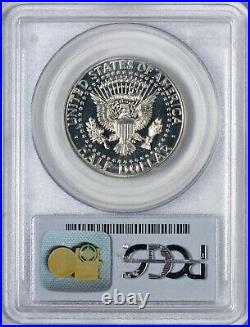 1964 Accented Hair Silver Kennedy Half Dollar PCGS PF68 PR68 Blast White