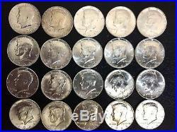 1964 JFK BU Silver Half Dollar Rolls MAKE AN OFFER