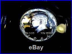 1964 KENNEDY HALF DOLLAR PR69 CAM+ (ULTRA RARE POP 278) Spottless PQ Gem+++