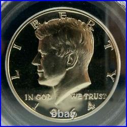 1964 Kenndey Half Dollar PCGS PR69
