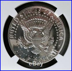 1964 Kennedy Half Dollar NGC -PF68 CAMEO CAM- FROST PROOF beauty! 99-CENT OPEN