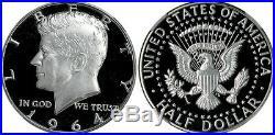 1964 Kennedy Half Dollar, NGC PF 69 Star Ultra Cameo, Top Pop 2/0