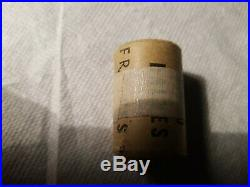 1964 Kennedy Half Dollar Obw Cannon Roll, 20 Uncirculated Silver Coins, #3
