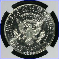 1964 Kennedy Silver Half Dollar NGC PF68 Cameo Straight G Proof PR