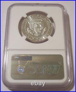 1964 Kennedy Silver Half Dollar Proof PF68 Cameo NGC