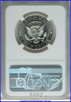 1964 NGC PF69 Cameo Proof Silver Kennedy Half Dollar