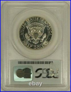 1964 PCGS PR-69 Kennedy half dollar SILVER proof GEM Blast White
