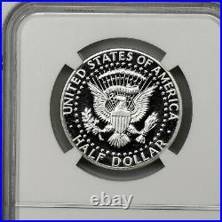 1964 PF69 Cameo Kennedy Half Dollar 50c Proof, NGC Graded PR69 CAM