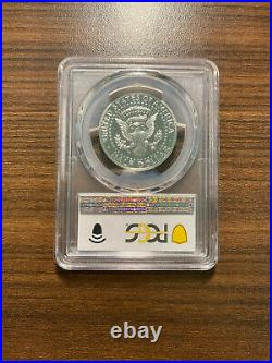 1964-P Accented Hair Kennedy Half Dollar PCGS Proof PR 67 Cameo (CAM) RARE