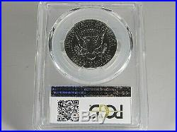 1964 P Silver Kennedy Half Dollar, Accented Hair PCGS Pf 68