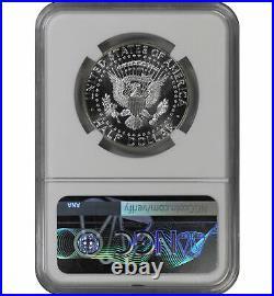 1964 Proof Kennedy Half Dollar 50c Ngc Certified Pf 69 Spot Haze Free