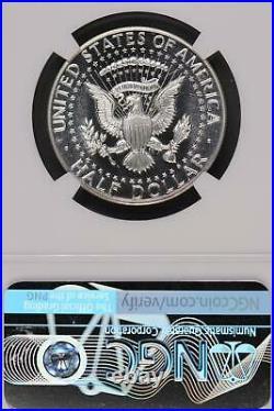 1964 Proof Kennedy Half Dollar NGC PF68 Cameo DoubleJCoins 7002-82