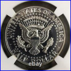 1964 SILVER Hair Proof Kennedy Half Dollar NGC PF67 ACCENTED Hair Variety