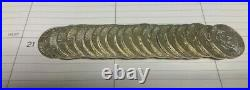 1964 Silver Kennedy Roll 90% Silver Uncirculated Roll 90% silver