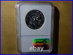 1964 kennedy half dollar ngc pf68 W CAMEO pr68cam 50c 90% silver proof coin