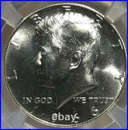 1965 1966 1967 Sms Set Ngc Ms67 Silver Jfk Kennedy Choice Bu Half Dollars