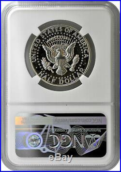 1965 SMS 50c Kennedy Half Dollar NGC MS 67 Star Cameo