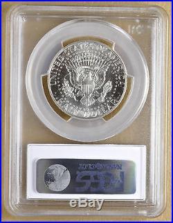1967 P Kennedy Silver Half Dollar PCGS MS66