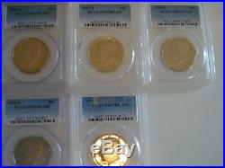 1968-1991 S Proof Kennedy Half Dollar PCGS PR-69