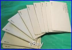 1968 Mint Set U. S. Mint 50 Sets 40 % Silver Kennedy Half Low price Silver Sets