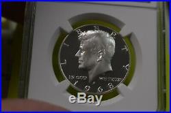1968 s 50c Kennedy half dollar pf 69 ultra cameo