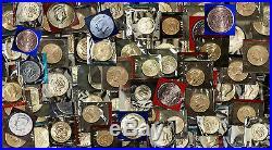 1968 thru 2016 P+D Kennedy Half Dollar Mint Set in Original Mint Cello Lot of 91