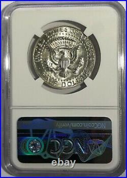 1970 D Ngc Ms65 Pl Silver Kennedy Half Dollar Jfk Proof Like Deep Mirrors