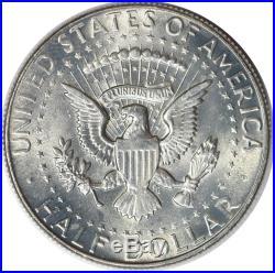 1970-D Silver Clad BU Kennedy Half Dollar Roll