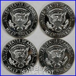 1970 S Kennedy Half Dollar 50c Gem Proof Full Roll 20 Coins
