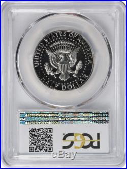 1970-S Kennedy Silver Clad Half Dollar PR69DCAM PCGS