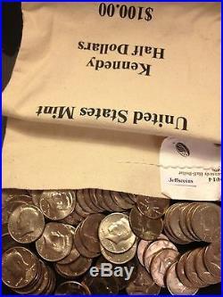 P/&D BU Kennedy Half Dollar Mint Sets. 2004-2005-2006-2007-2008-2009-2010-2011