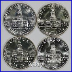 1976 S Kennedy Bicentennial Half Dollar 50c Gem Bu 40% Silver Full Roll 20 Coins