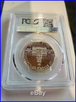 1976-S S Kennedy Silver Half Dollar PCGS Proof (PR) 70 Deep Cameo Bi-Centennial