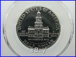 1976 S Silver Kennedy Half Dollar PCGS PF 70 DCam Very Nice Coin