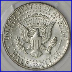 1977-D Kennedy Half 50c Mint Error Struck on 40% Silver Planchet AU58 PCGS
