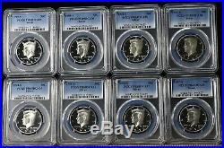 1992-2018 S Kennedy Half Dollar PCGS PR69 Silver 27 Coin Set