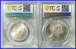 1998-S Kennedy 2 Coin Set JFK SP-69 RFK MS-69 John Kennedy Matte Proof PCGS