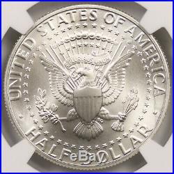 1998-S Kennedy Silver Half Dollar 50C SP 70 NGC