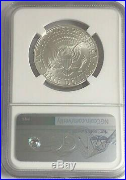 1998 S Ngc Sp70 Silver Kennedy Matte Finish Half Dollar Jfk Coin Signature 50c
