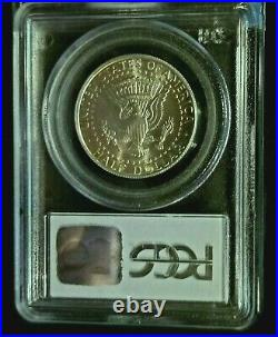 1998-S PCGS MS69 SP69 SMS Kennedy Silver Half-Beautiful Matte-series 47-coin 64