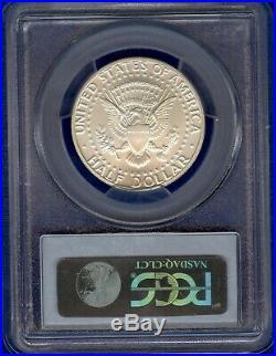 1998 S SMS Silver Kennedy Half Dollar PCGS SP70 Top Grade